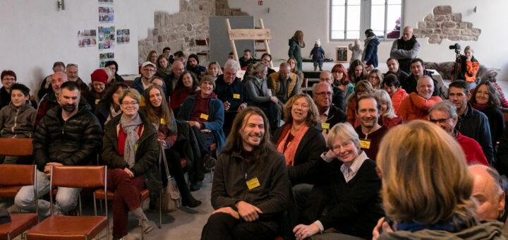 Das Talvolk lud ein nach Tonndorf zur Ideenwerkstatt Dorfzukunft